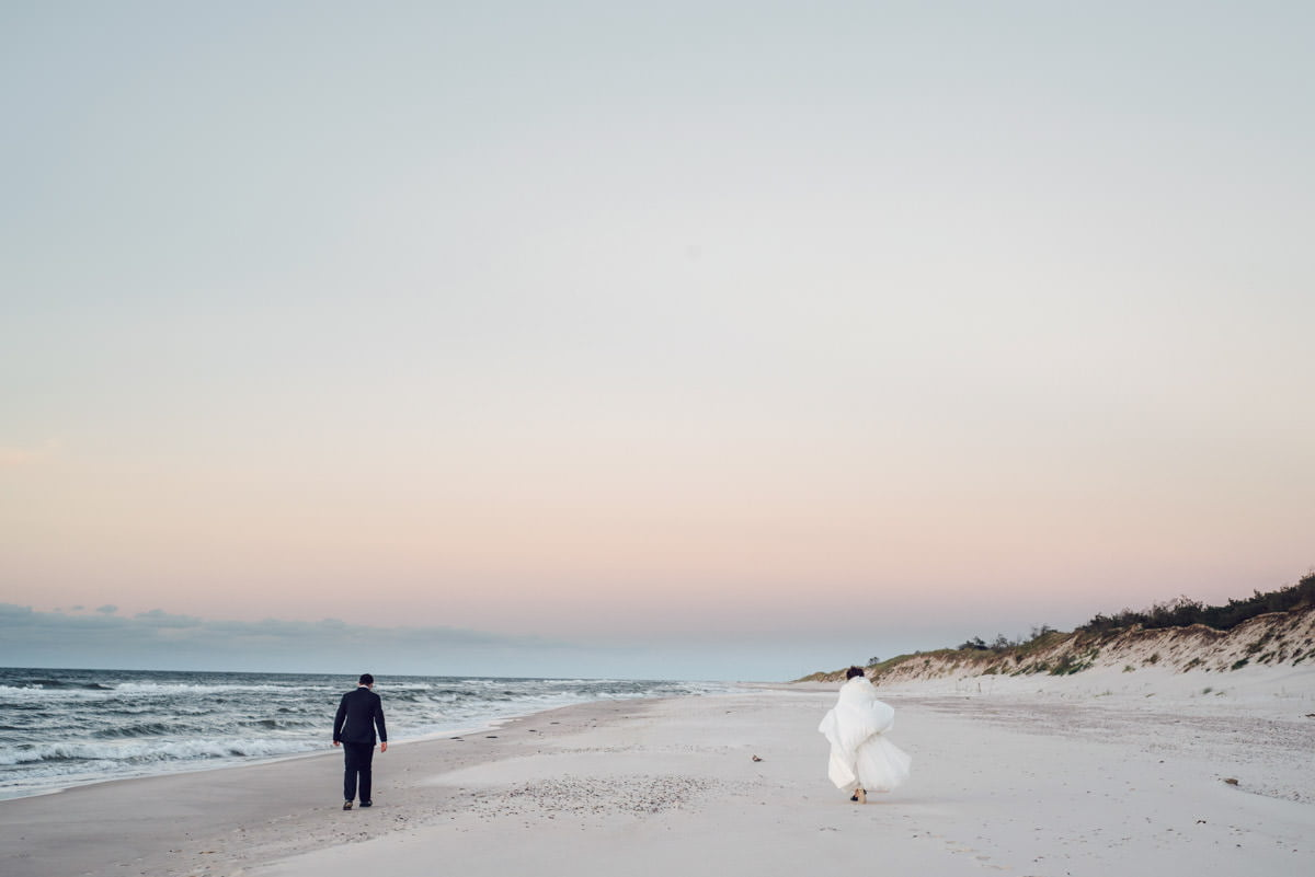 sesja plenerowa nad morzem 31
