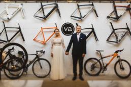 Plener ślubny w Warszawie wykonany przez fotografa ślubnego Kozinskifoto