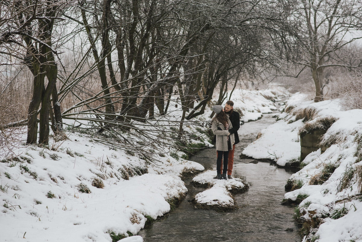 zimowa sesja narzeczenska 17