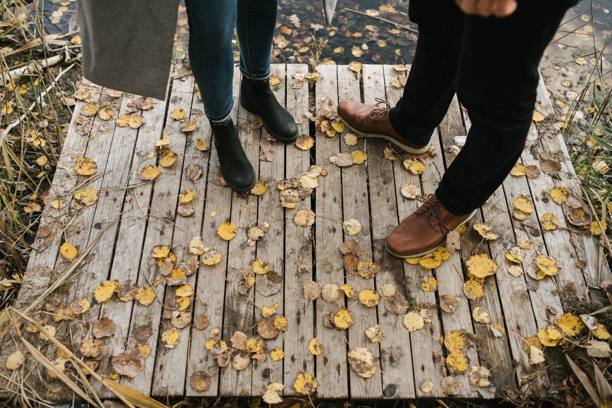 jesienna sesja przedslubna okolice warszawy 4