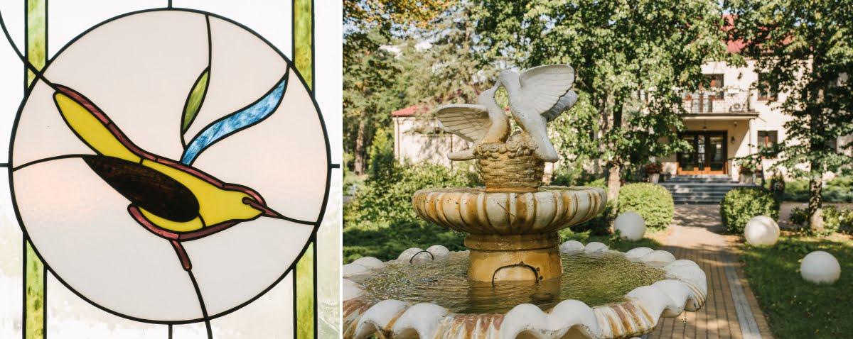 meijsce ślubu plenerowego i wesela - las woda