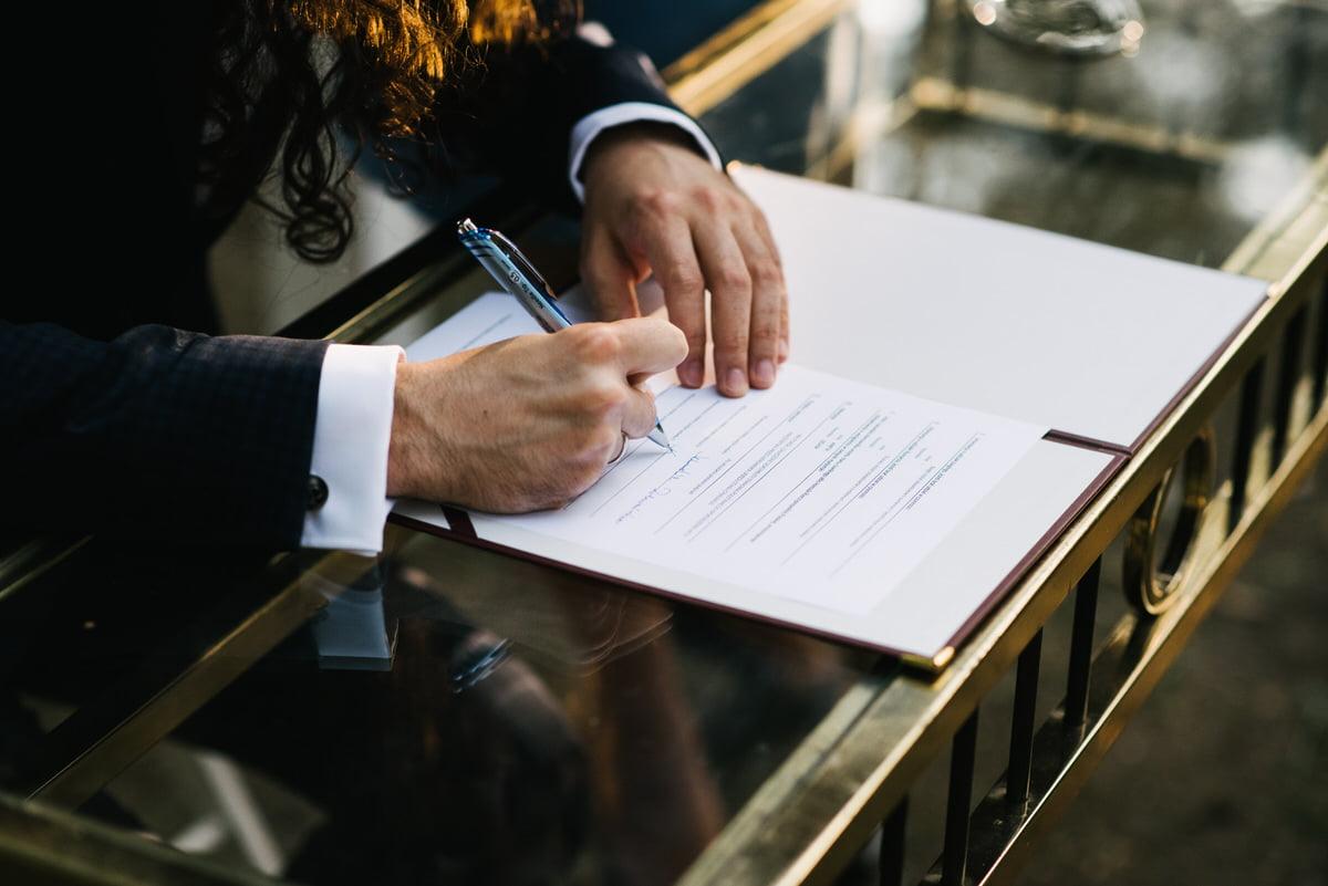 ślub cywilny w plenerze dokumenty