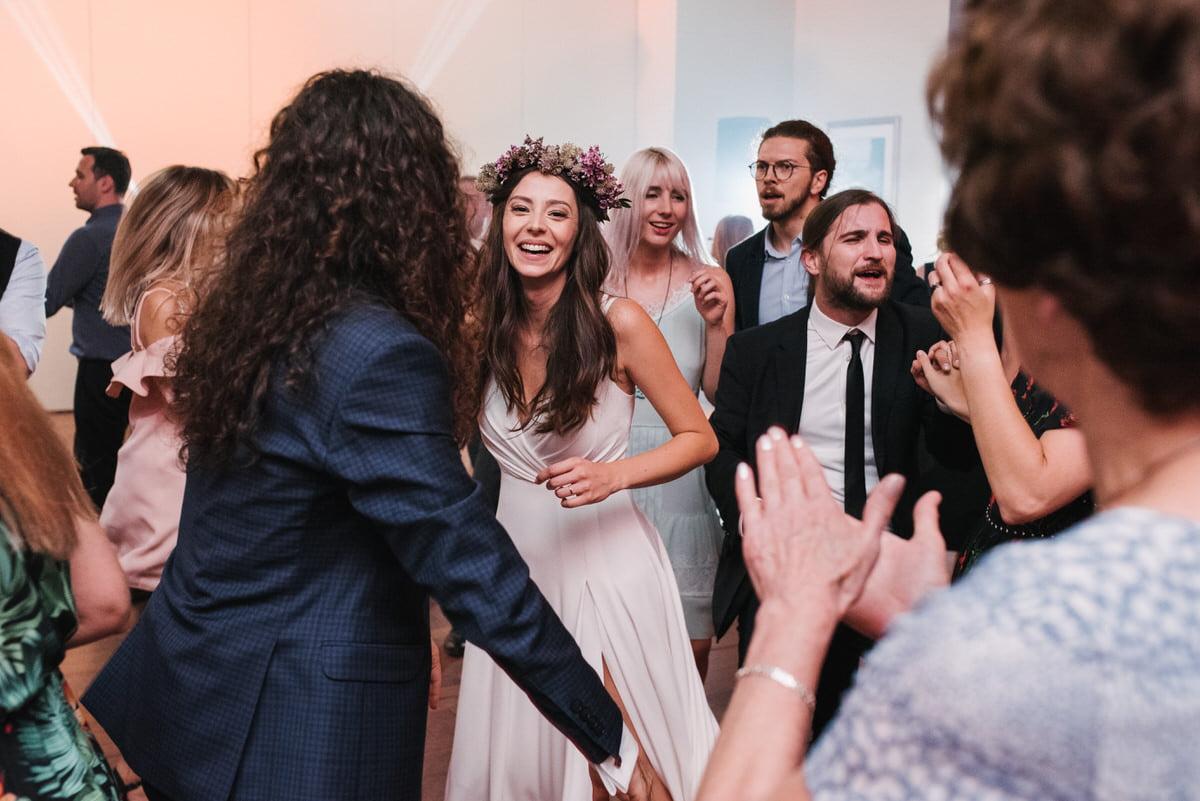 Las Woda wesele