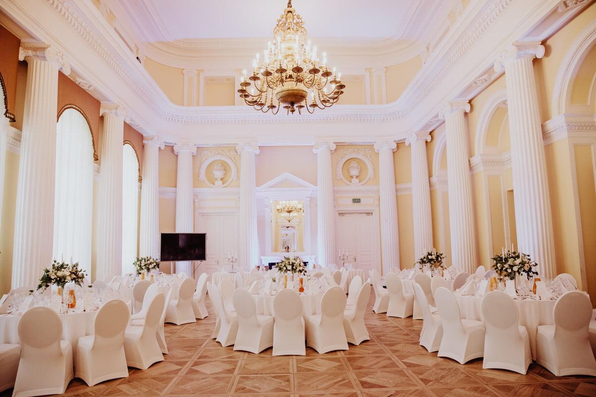 Hotel Beletto - elegancka sala weselna Warszawa