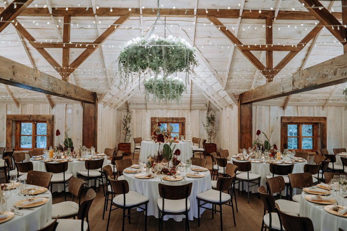 Ogrod Babette Mazowieckie - rustykalne wesele