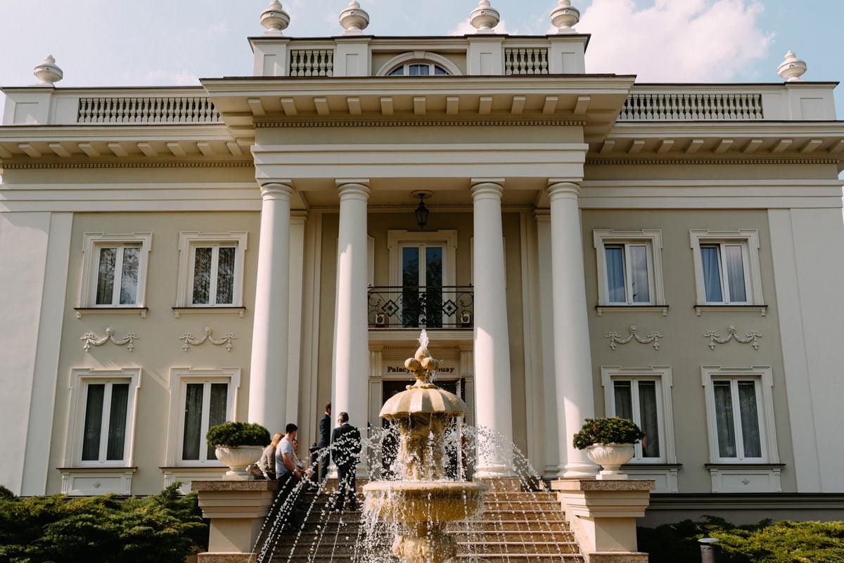 Pałac Otrębusy - pałac na wesele Mazowieckie