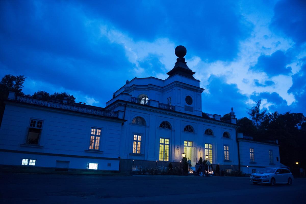Pałac w Jabłonnie - eleganckie wesele pod Warszawą