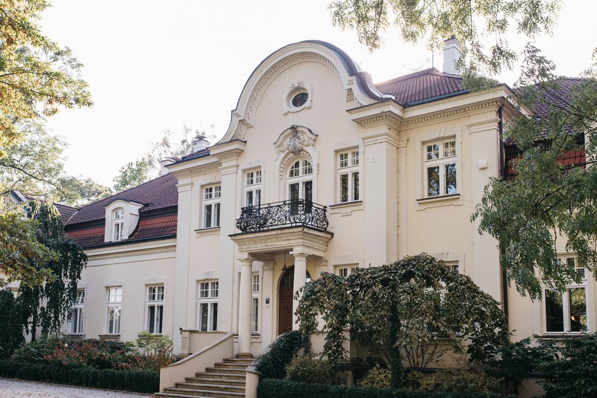 Pałac Zdunowo - elegancka sala weselna Mazowieckie