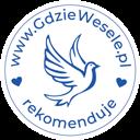 rekomendowany fotograf ślubny przez portal Gdzie wesele