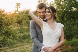 fotografia ślubna wykonana na terenie województwa mazowieckiego