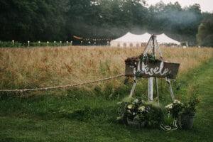 wesele w plenerze pod Warszawą