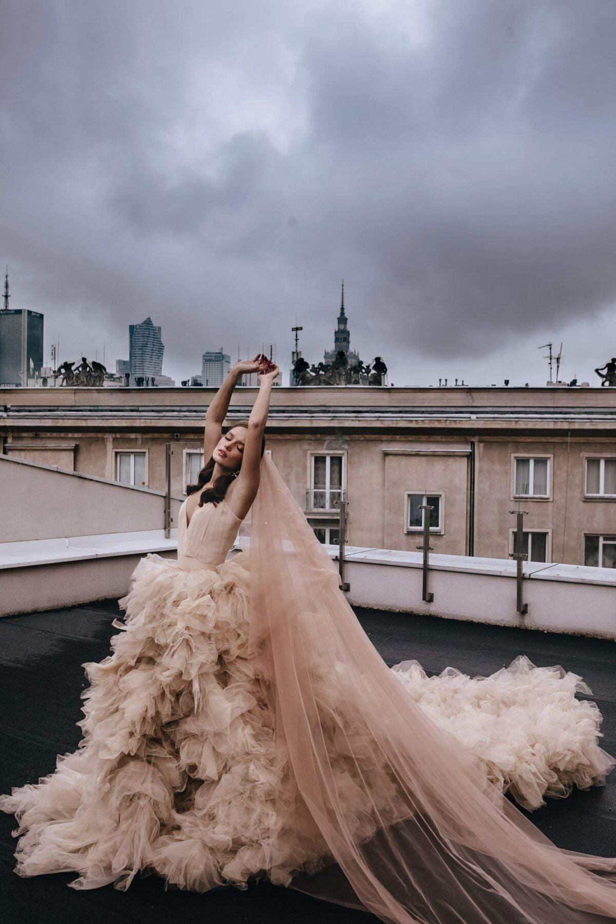 suknia slubna laurelle
